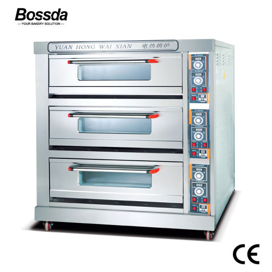 Best Commercial Large Electric Deck Oven For Baking Cakes