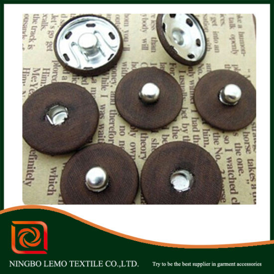 New Sewing on Snap Buttons for Garments pictures & photos