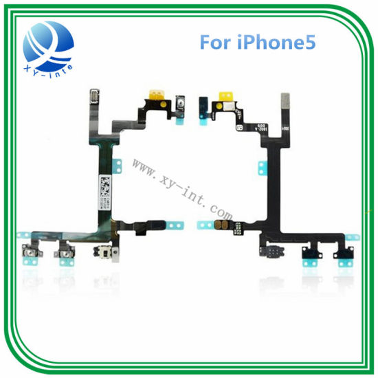 Mobile Phone Spare Parts for iPhone 5g Power Flex pictures & photos