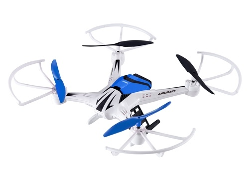 R/C Drone with 6-Axis Gyro Featured