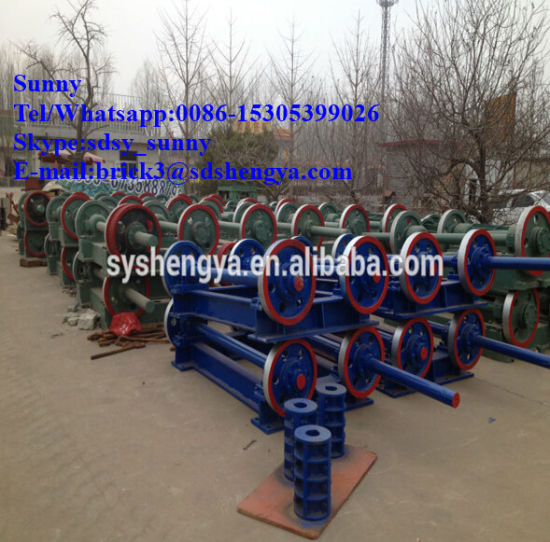 China Pre-Stressed Concrete Pole Mould with ISO