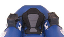 New Style Blue Inflatable Boat for Fishing pictures & photos