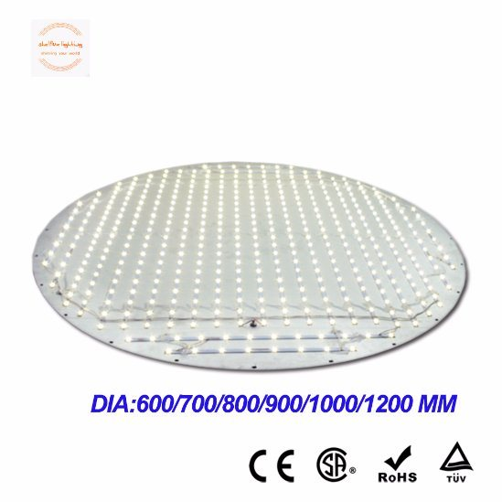 Factory Competitive Price Round 100W Aluminum Clip in Ceiling LED Panel Light pictures & photos