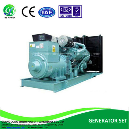 China 570kw/713kVA Diesel Power Generator Set / Genset with