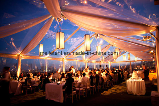 Romantic Outdoor PVC Canvas Wedding Tent House & China Romantic Outdoor PVC Canvas Wedding Tent House - China Tent ...