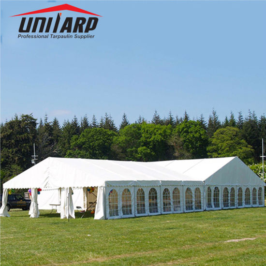 100 200 300 Seater People 10X20m Commercial Marquee Party Tent for Outdoor Wedding Event