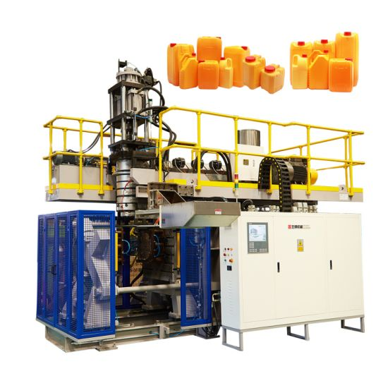 Automatic Plastic Bottle Extrusion Blow Moulding Molding Making Machine