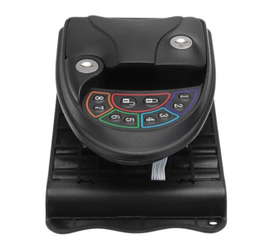 Keyless Door Lock with The Handle and Remote Controller for RV Car, Caravan, Trailer and Camper