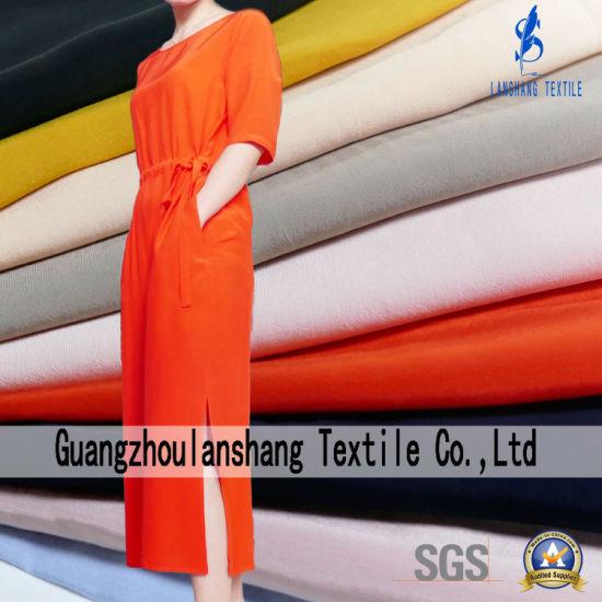 52%Rayon 48%Viscose Fabric for Dress Shirt Leisure Wear