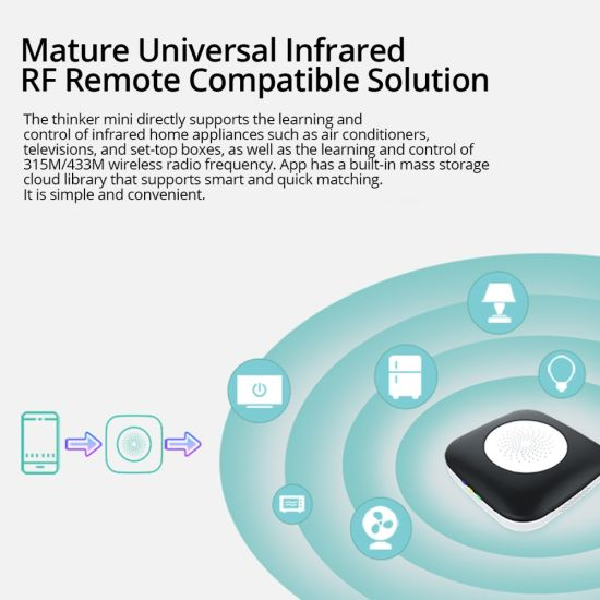 Geeklink Mini Host Smart Home Remote Control WiFi+IR+RF+4G APP Voice  Controller Work for Alexa Google Home Automation Assistant