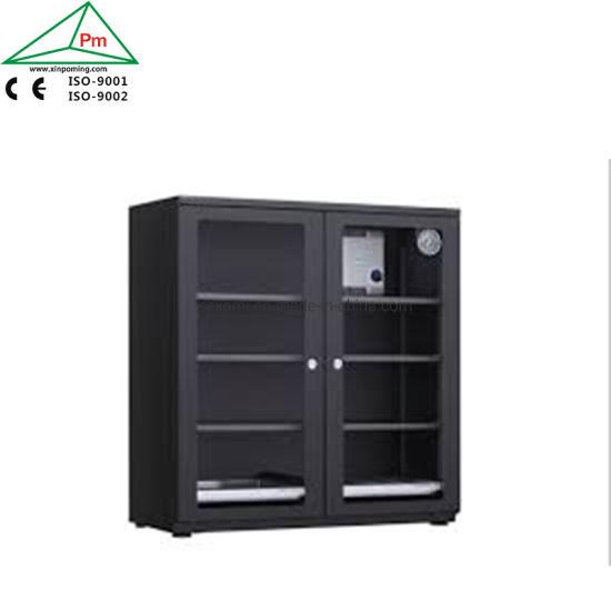 214L Anti-Mold Airtight Automatic Dehumidifying Storage Cabinet for Medicine