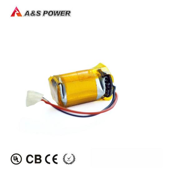 Li-ion Polymer Battery 3.7V 53mAh 08310 Smaller Lipo Batteries for Hearing Aids