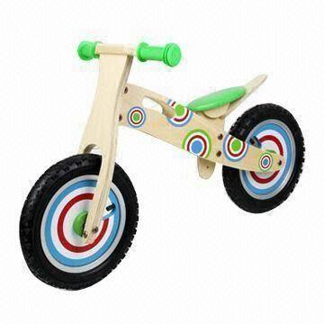 Children New Design Wooden Sporting Bike