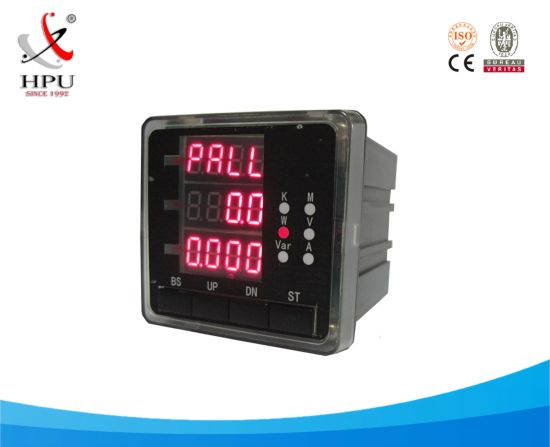 Three Phase Multi-Function Smart Power Meter (PD6814Z-AS4)