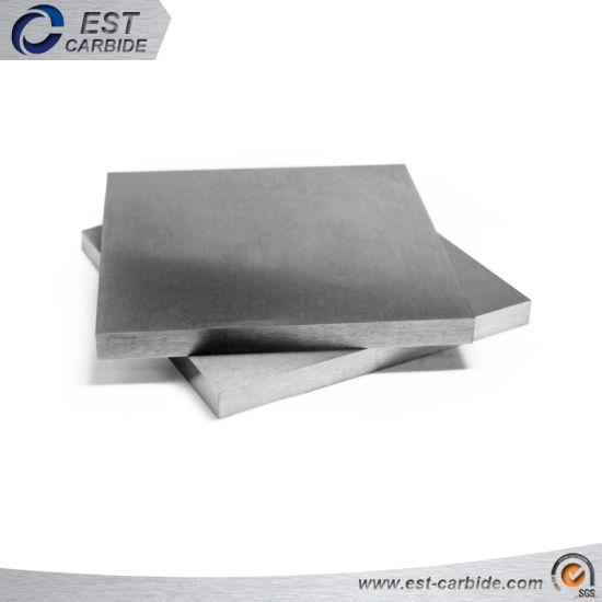 Tungsten Carbide Plates in Different Sizes