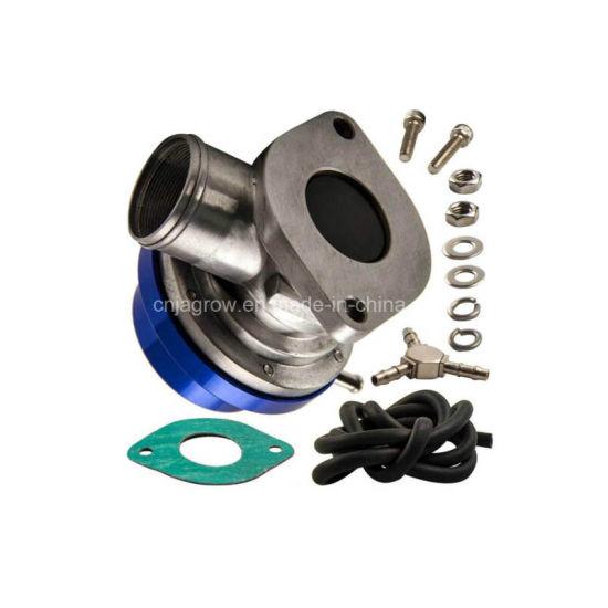 T3/T4 T04e Turbocharger Wastegate Intercooler Boost Gauge +Turbo Piping Kit  Upgrade Stage 3 Universal Turbo Starter Kit 350HP
