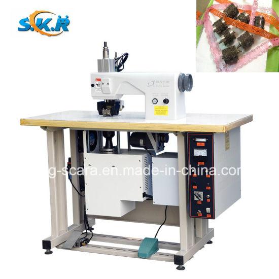 Small Size Ultrasonic Lace Sewing Machine