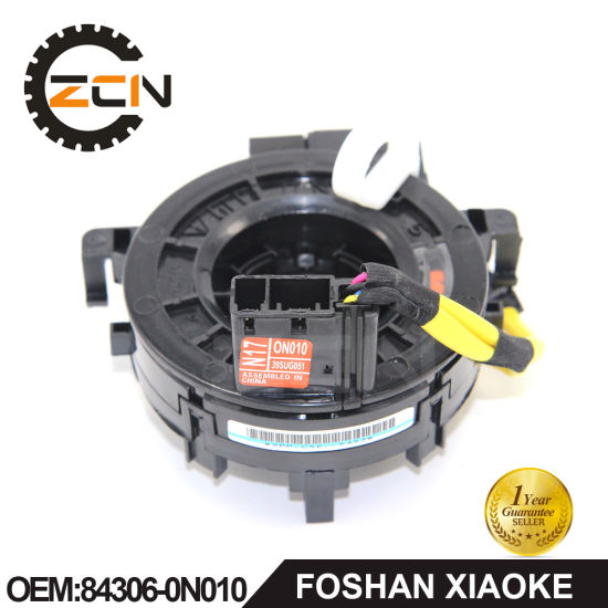 New Spiral Cable Clock Spring Airbag 84306-06180 For TOYOTA CAMRY COROLLA RAV4