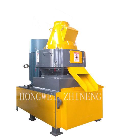 Hwzl560 Wood Pellet Mill Machine