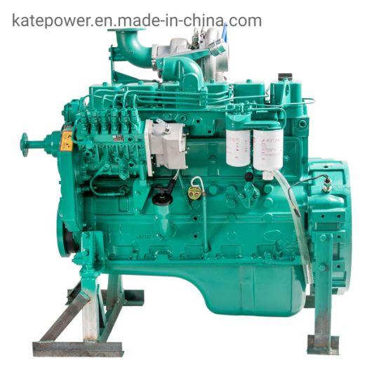 120kw/ 163HP Water Cooled Six Cylinder China Diesel Engine Kt6btaa5.9-G2