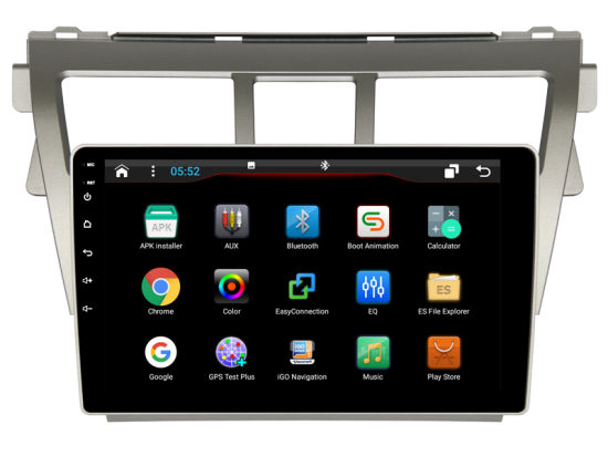 China Witson Android 8 1 Screen 10 2 Inch Car DVD Player with GPS