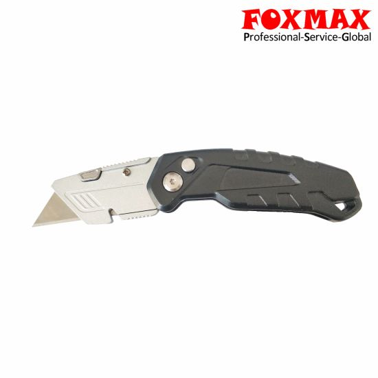 Safety/Utility Knife with Blade Storage Function (FUK-30)