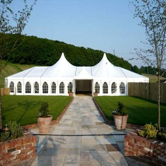 Waterproof Large Clear Wall Marquee Tents for Events