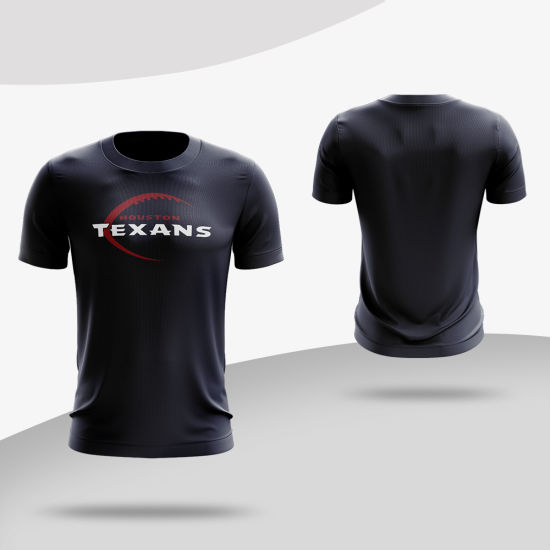 Heat Transfer Printing Sports Sublimation Custom Man T Shirts