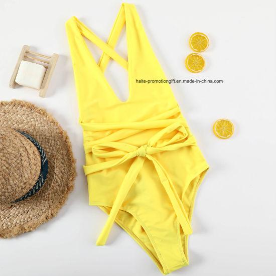 92790828efc13 Venus Vacation Latest Sexy Bikini Tie Bandage Swimwear Women Bathing Suit  Push up Hot Swimsuit Biquini Backless Bikinis