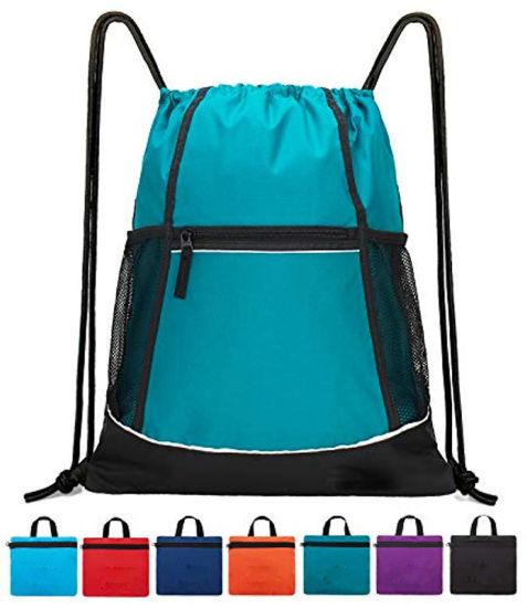 Nylon Sports Bag Drawstrings Bag, Polyester Bag, Sport Bag, Gym Bag, Backpack, Nylon Bag, Promotion Bag, Gift Bag
