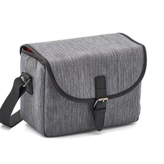 Junyuan DSLR Gadget Bag Shockproof SLR Messenger Shoulder Camera Bag