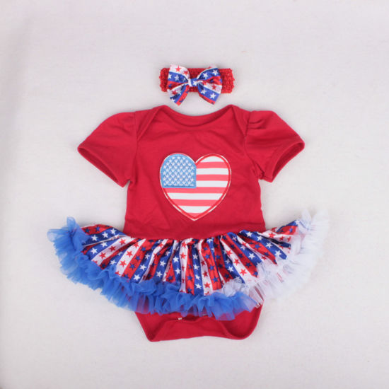 Marvelous China Baby Girl First Birthday Clothes Crown Romper Ruffle Tulle Personalised Birthday Cards Epsylily Jamesorg