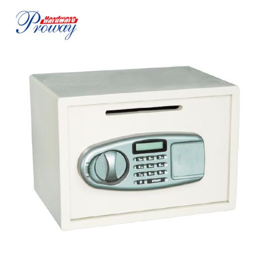 Security Cash Drop Safe Box