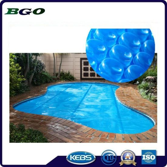 UV Protection Waterproof Swimming Pool Solar Cover pictures & photos