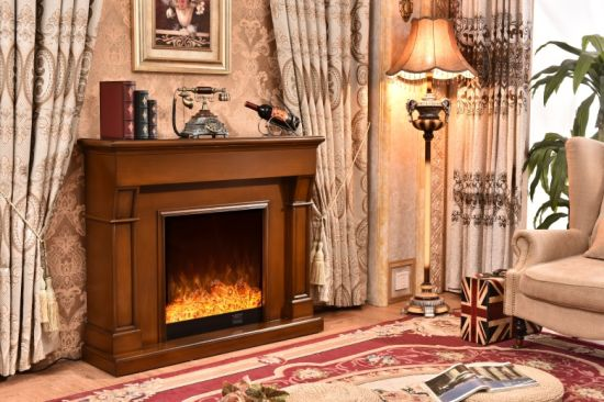China Amazon Inserts Electric Fireplace With Gas Heaters Fan
