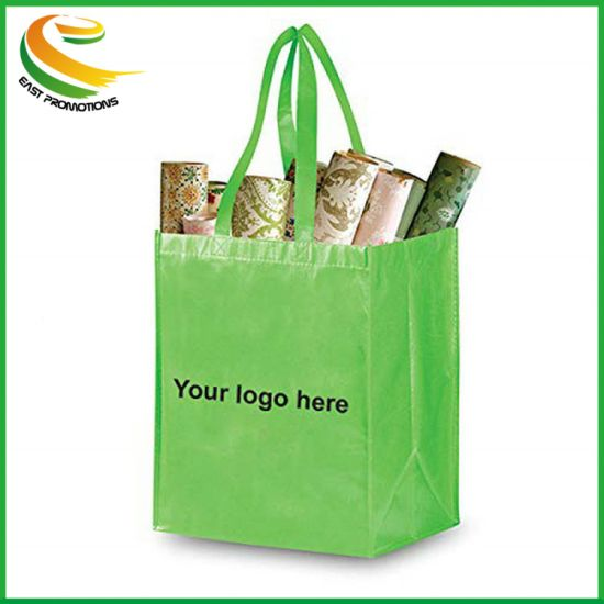 Non Woven Tote Grocery Bag Gift Bag Carry Shopping Bag with Handle pictures & photos