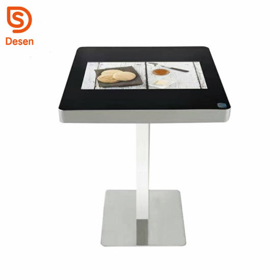 Android Touch Screen Coffee Table Player Ad 43 22 Inch Tv For Adver Restaurant