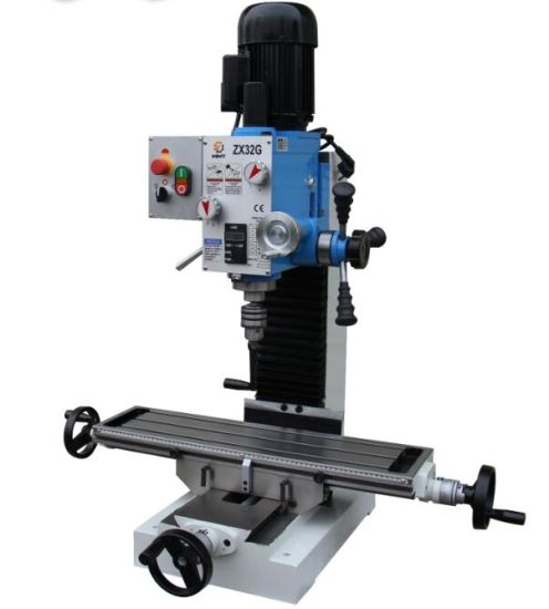 ZX32G Milling and Drilling Machine with CE certification