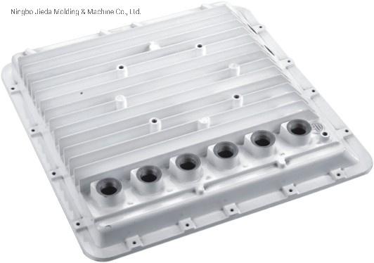 Aluminum Die Cast Housing with Powder Coating