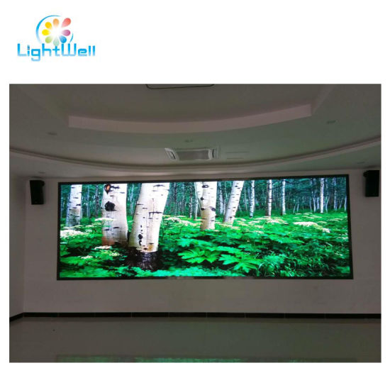 China P2 P2 5 P3 P4 P5 Indoor RGB LED Panel Display Small Pixel LED