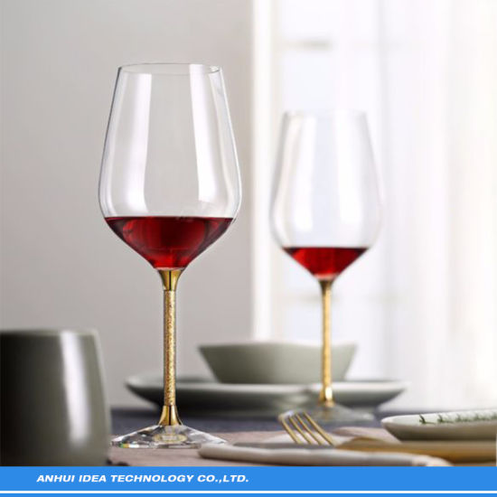 Wholesale Clear Steamwear Goblet Champagne Glass Wine Flute Cup Crystal Glass Cup pictures & photos