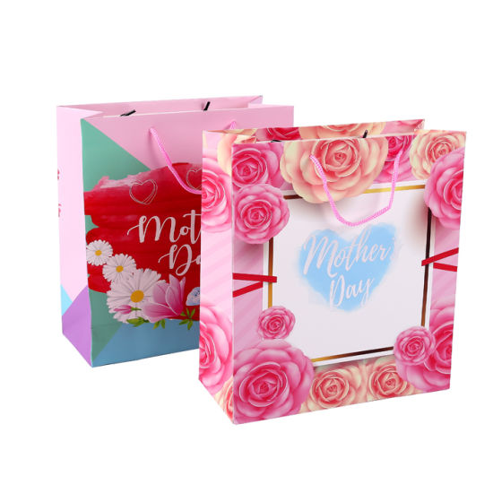 2019 New Design Cheap ValentineS Day Paper Gift Bags