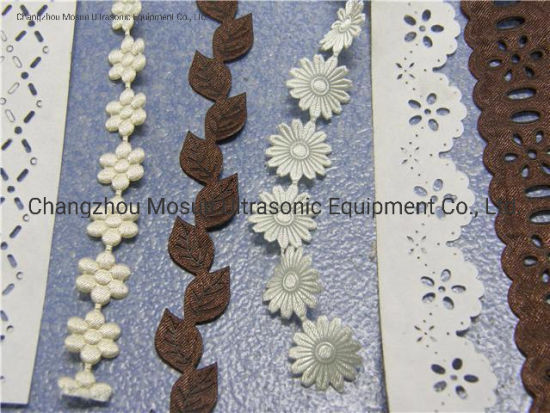 Low Price & Good Quality! Ultrasonice Lace Cutting Machine for Ribbons
