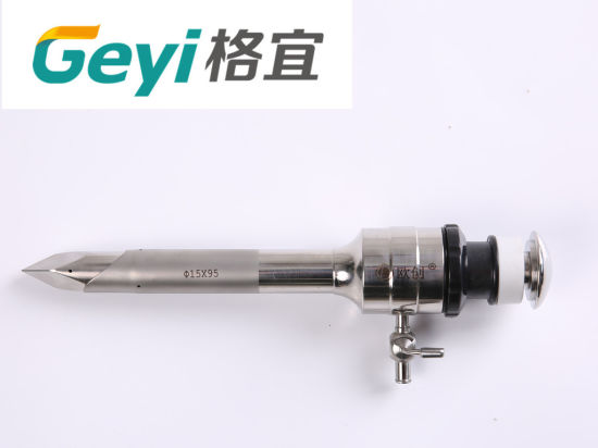 Geyi Laparoscopic Reusable Abdominal Surgery Trocar