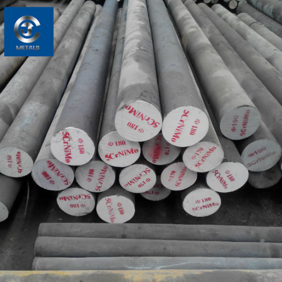 P20 S Steel Round Bar 1.2312 Alloy Tool Steel with Steel Rod pictures & photos