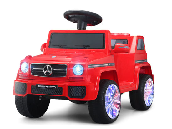New Plastic Toy RC Ride on Car Electric Kids Car H0162219