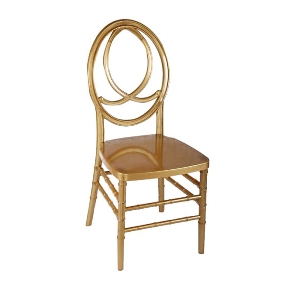 Clear Acrylic Stacking Banquet Chair for Hotel