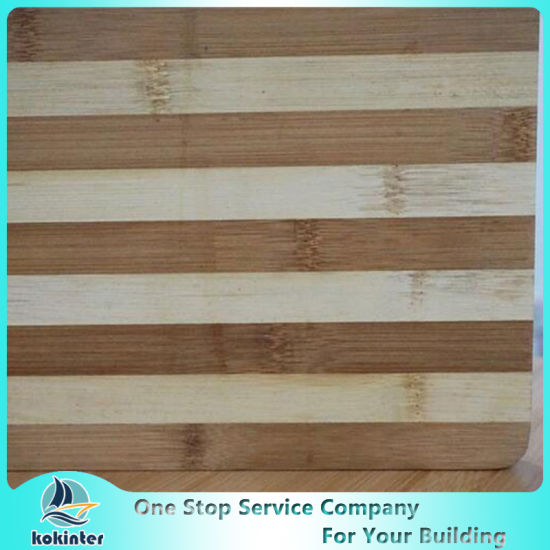 High Quality 3mm Zebra Vertical Bamboo Plywoods for Furniture/Countertop/Worktop/Cutting Board