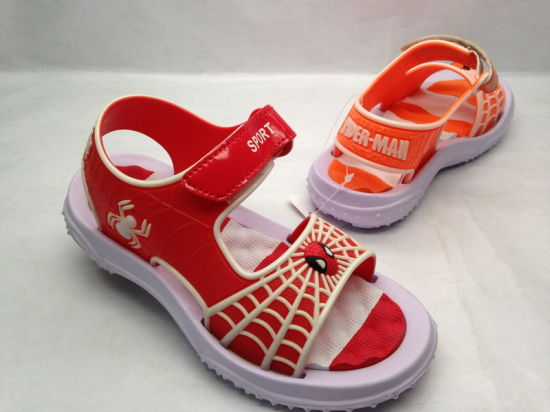 2015 New Casual Comfort PU/EVA Kids Sandals (21IV1613) pictures & photos