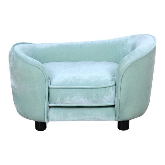 Wholesale Luxury Design Pet Sofa Dog Bed